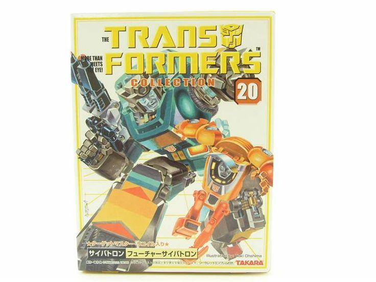 #20 Kup & Wheelie - Transformers Reissue Transformers Transformers Collection