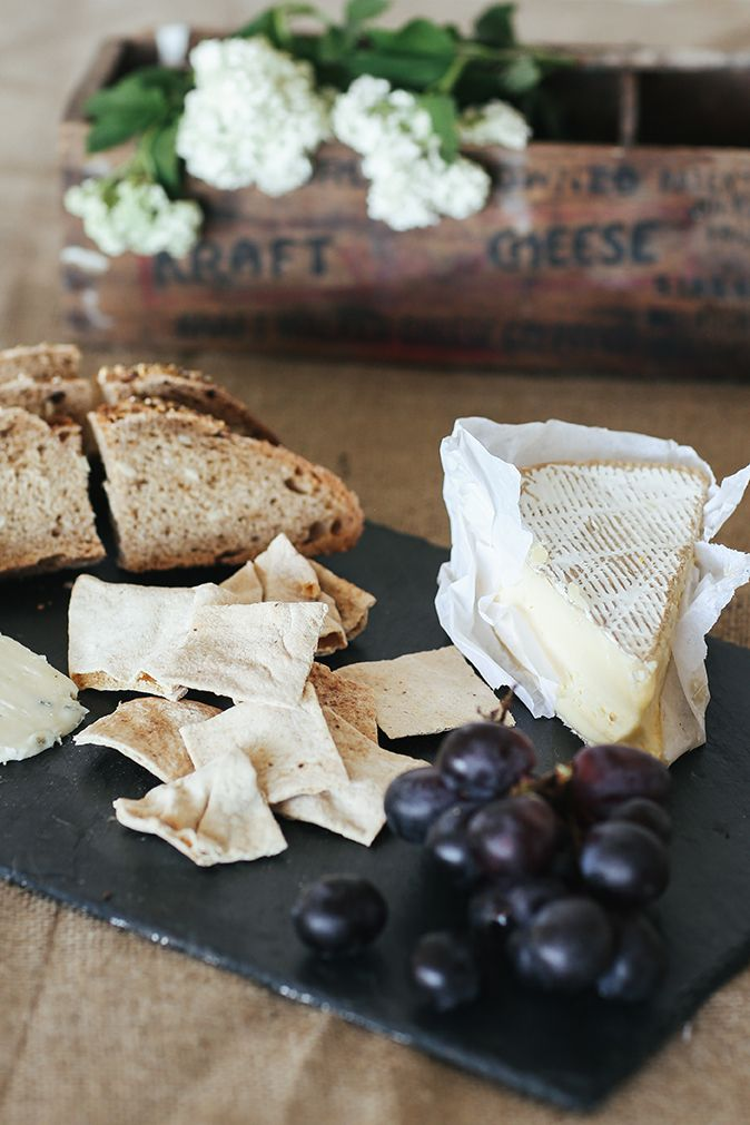 Handcrafted Slate Cheese Platter by Annabell Stone, available online at www.annabellstone.com.au   Photography by Elise Hassey