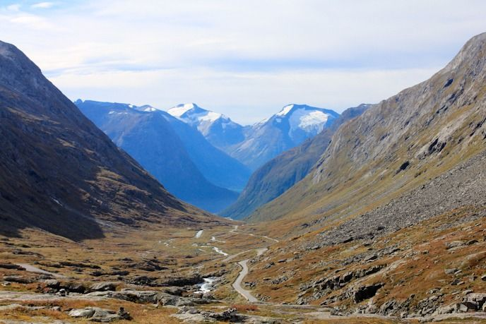 The Beauty of Traveling Slow along the National Tourist Routes of Norway - Destination Unknown