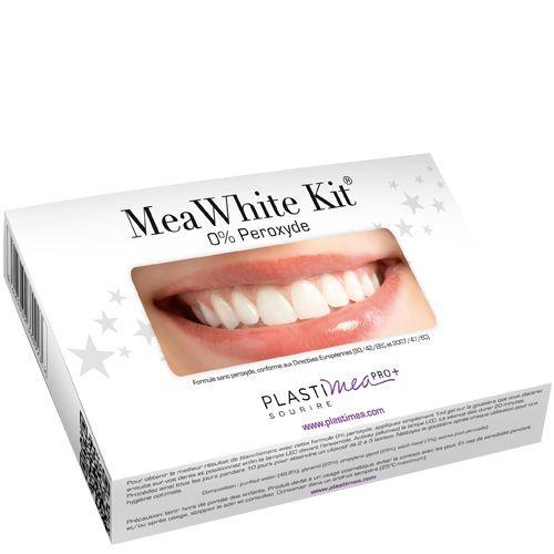 Kit de Blanqueamiento Dental MeaWhite - 10 Días - Plastimea | beauteprivee.es