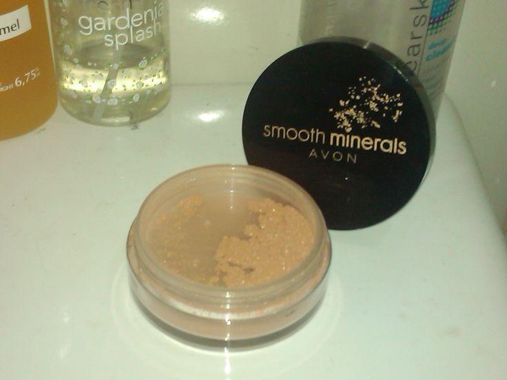 #avon #makeup #mineral - best ever!!!