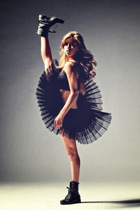 edgy ballerina