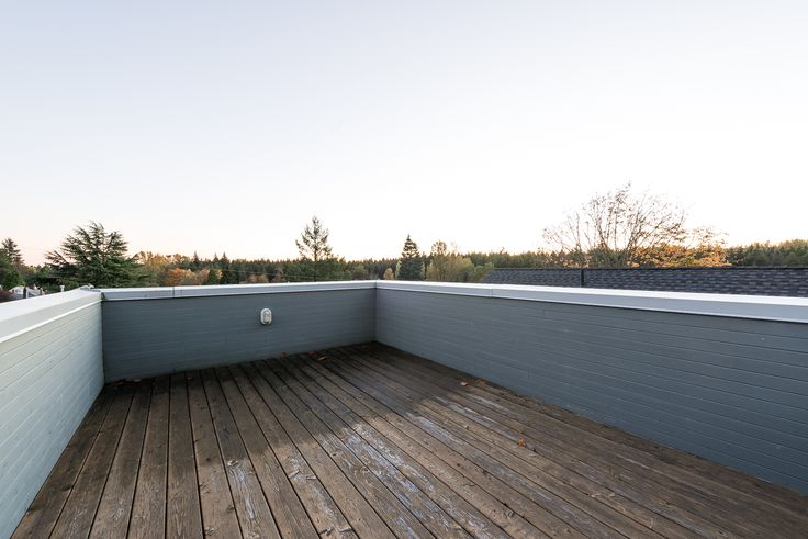 Private Roof Top Patio