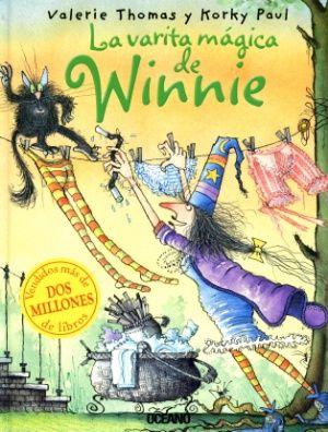 La bruja Winnie se está preparando para el Espectáculo de Magia. Pero su varita mágica va a parar a la lavadora, y sale tan empapada y arrugada que ha dejado de funcionar. ¿Logrará Winnie que el público admire su actuación?