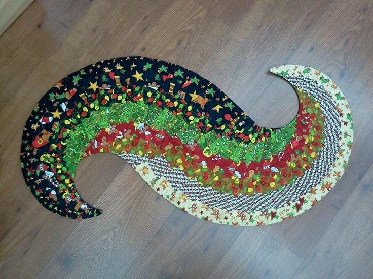 35 Best Images About Quilt Spicy Spiral Bargello On