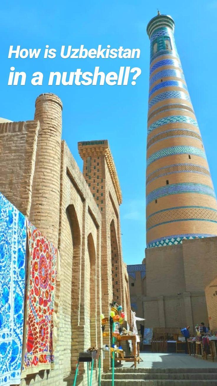 How is Uzbekistan in a nutshell? www.snapshotfables.com