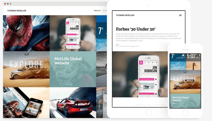 Adobe Portfolio: Replacement for Behance ProSite