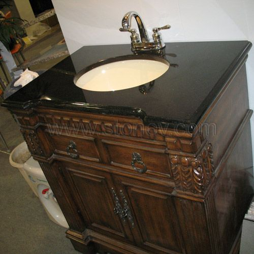 5 Good Granite Bathroom Vanity Tops