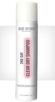 Marc Anthony 2nd Day Clear Dry Shampoo Review - A Girl's Gotta Spa!