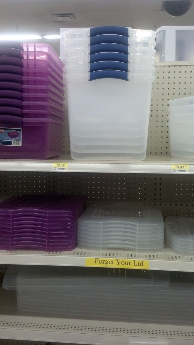 seen at the local walmart when i was shopping for rubbermaid tubs itu0027s - Rubbermaid Tubs