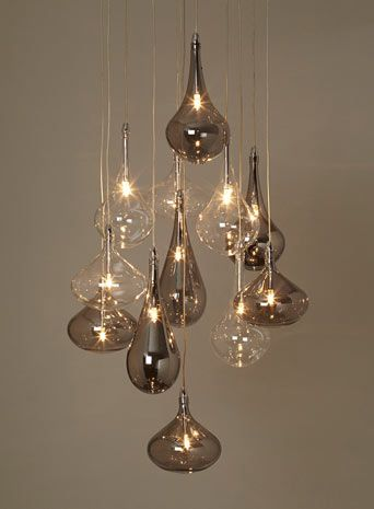 Rhian 12 Light Cluster Lighting Pinterest