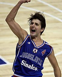 Dejan Bodiroga, best Serbian player ever!
