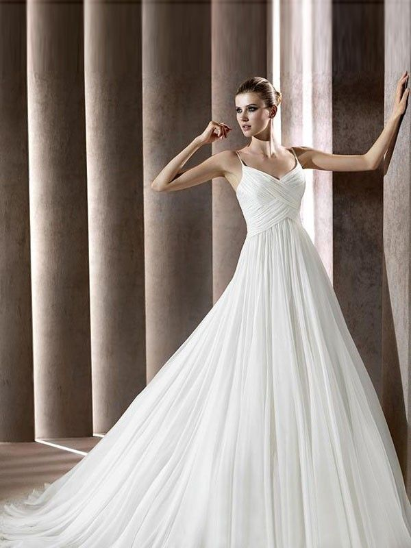 17  images about Best Sell Wedding Dresses on Pinterest  A line ...