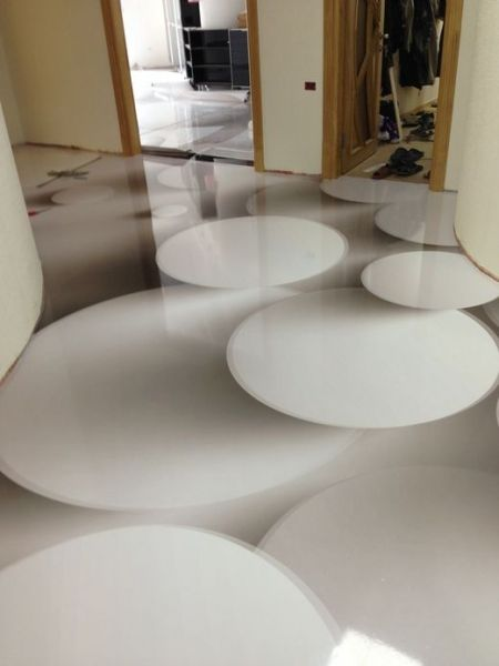 Epoxy Floor How To Make Flooring And Art Floors