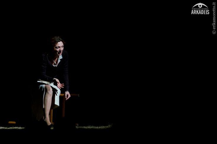 On stage - Erika Moretto