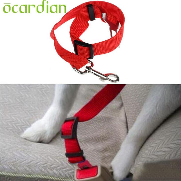 "Fashion Heaven Hot Pretty Vehicle Car Seat Belt Seatbelt Harness Lead Clip Pet Cat Dog. Type: DogsFeature: Personalized,Breakaway,Quick ReleaseBrand Name: OCARDIANPattern: SolidMaterial: NylonQuantity: 1Adjustable length: About 42-68 cm/16.54""~26.78""Wide: 2.4cm/0.95""Color: Black,Yellow,Blue,Red,Purple,Green,Pink,WhiteModel Number: Cinturones de seguridad de coche"