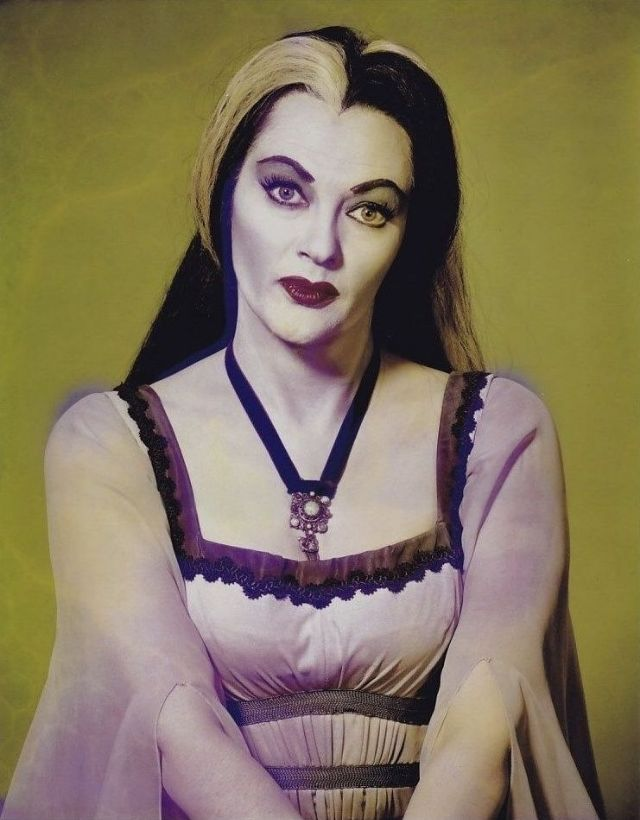 Image result for lily munster color