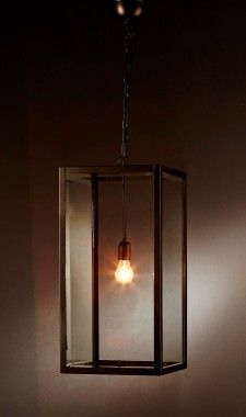 Archie Rose Large Hanging Lamp $450 - for foyer area