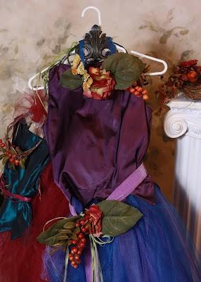 Portrait Couture: Woodland Fairy Costumes