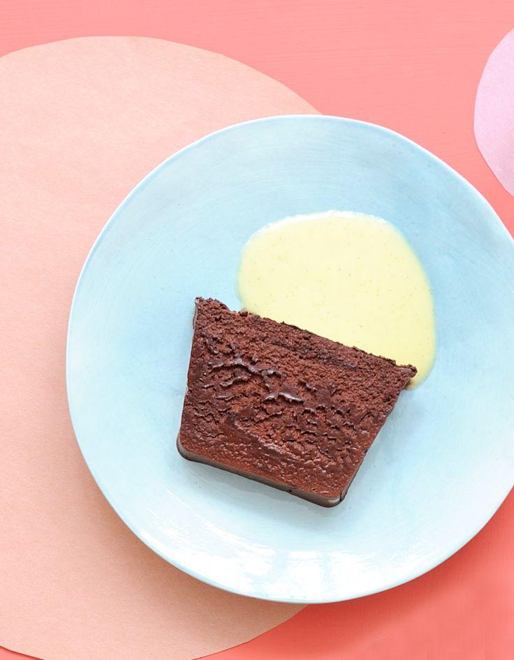 Marquise au chocolat pour 8 personnes - Recettes Elle à Table
