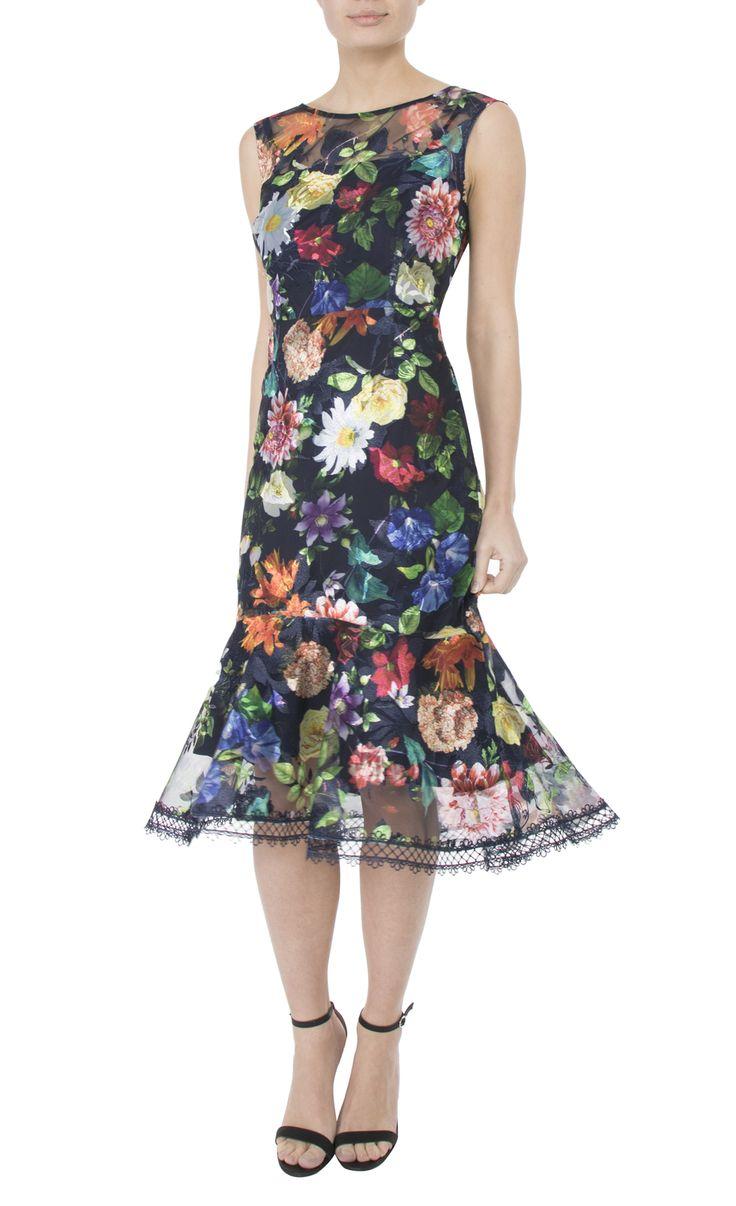 Occasion Wear   Bouquet Dress