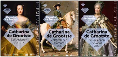 Tentoonstelling Catharina de Grote ontrafelt leven en mythes van Europa's grootste keizerin - introductie - Hermitage Amsterdam