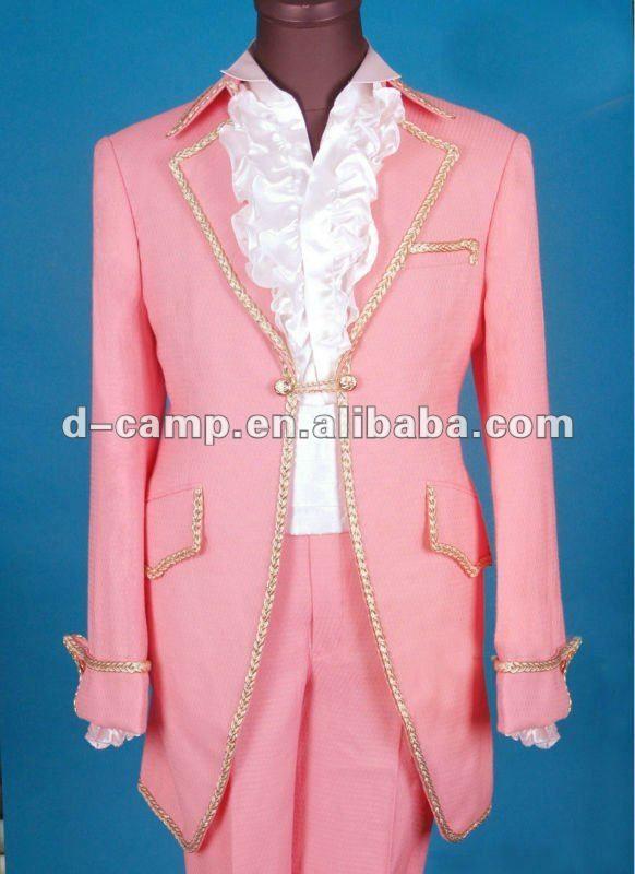 Mws-034 colore rosa stili più adatti per gli uomini di marca tute da uomo-Suit e smoking-Id prodotto:571438616-italian.alibaba.com