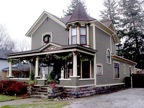 20 best images about victorian house on pinterest queen anne house colors and federal for Federal style home exterior paint colors