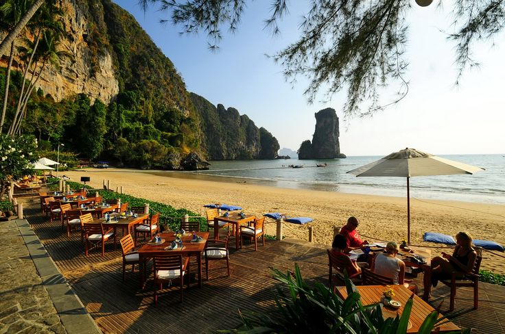 beach view - Centara Krabi Resort, Ao Nang Beach, Krabi, Thailand