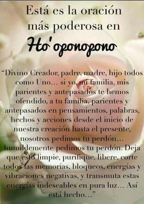 Gracias Madre Quotes 74 best hooponopono images on pinterest | reiki, spirituality and