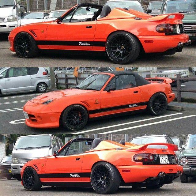 Top 4 Miata Mx 5 Rare Front End Conversions Auto Mazda Miata Mx 5