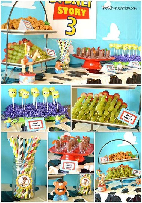 Toy Story Birthday Party Ideas