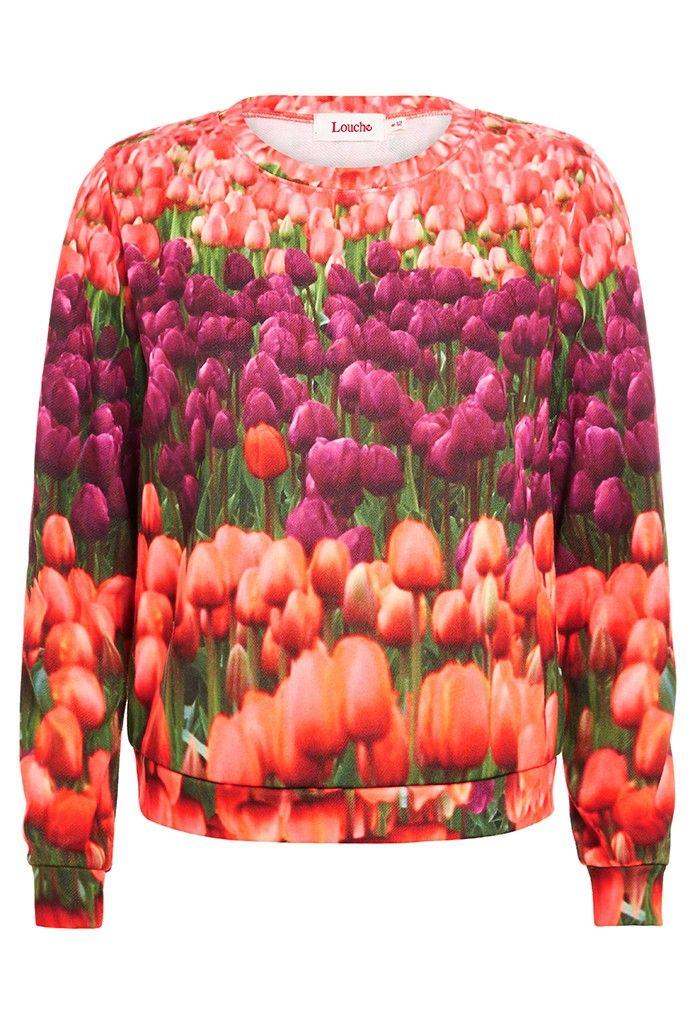 Louche Tulip Sweat