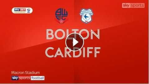 Video: Bolton Wanderers 2-0 Cardiff City Highlights and all Goals in HD, Sky Bet Championship, 23 December 2017 - FootballVideoHighlights.com. You are...