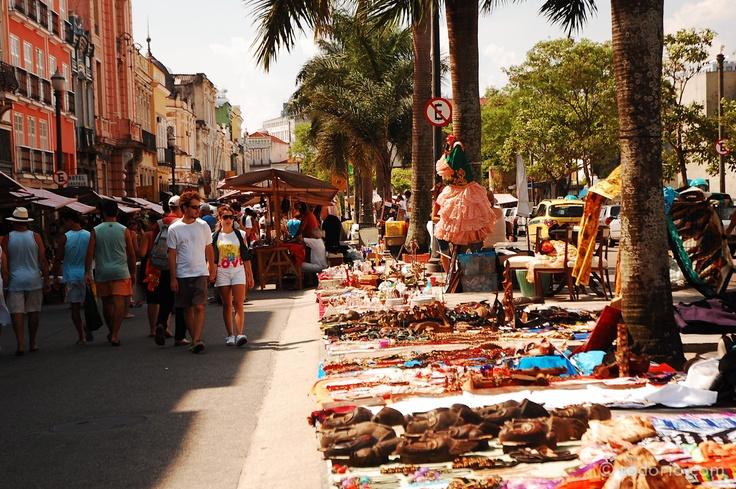 Lapa: Feira Rio Antigo - Rua do Lavradio - Centro Histórico do Rio - Todo primeiro sábado do mês