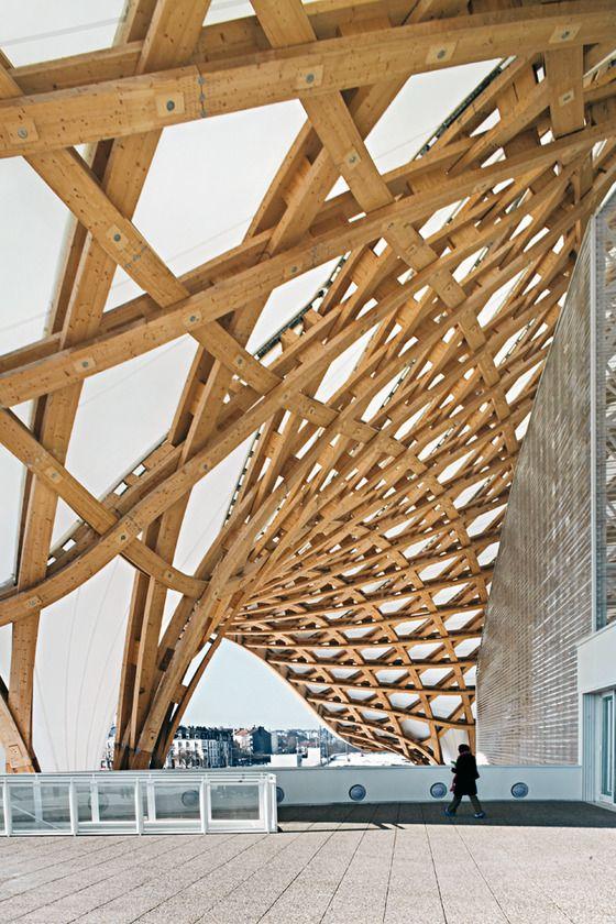 WOW! Simply beautiful. Centre Pompidou-Metz | Shigeru Ban & Jean de Gastines Location: Lorraine, France