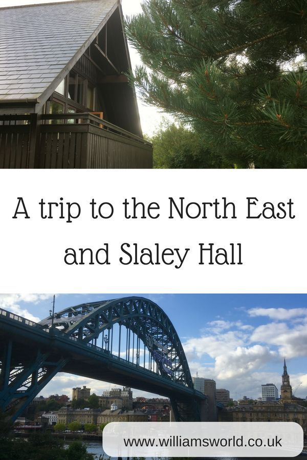 In the summer holidays we spent 3 days in the North East exploring Northumberland and Newcastle. We stayed in a 3 bedroom lodge at Slaley Hall which certainly delivered the wow factor.