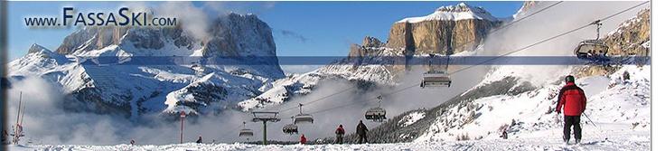 Fassa Ski Canazei Sci Sciare a Canazei Belvedere
