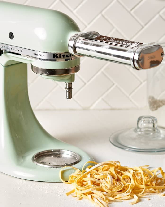 How To Clean A Kitchenaid Pasta Attachment Kitchen Aid Kitchenaid Pasta Kitchen Aid Pasta Attachment
