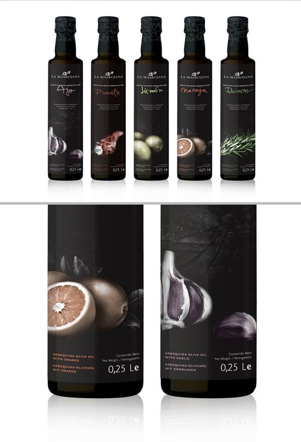 Nice Packaging Design by ATIPUS, a Studio from Barcelona #olive #oil #packaging #package #design #label #brand #good