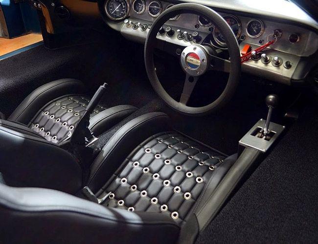 ford gt40 gear patrol interior ambiance - Ford Gt40 2015 Interior