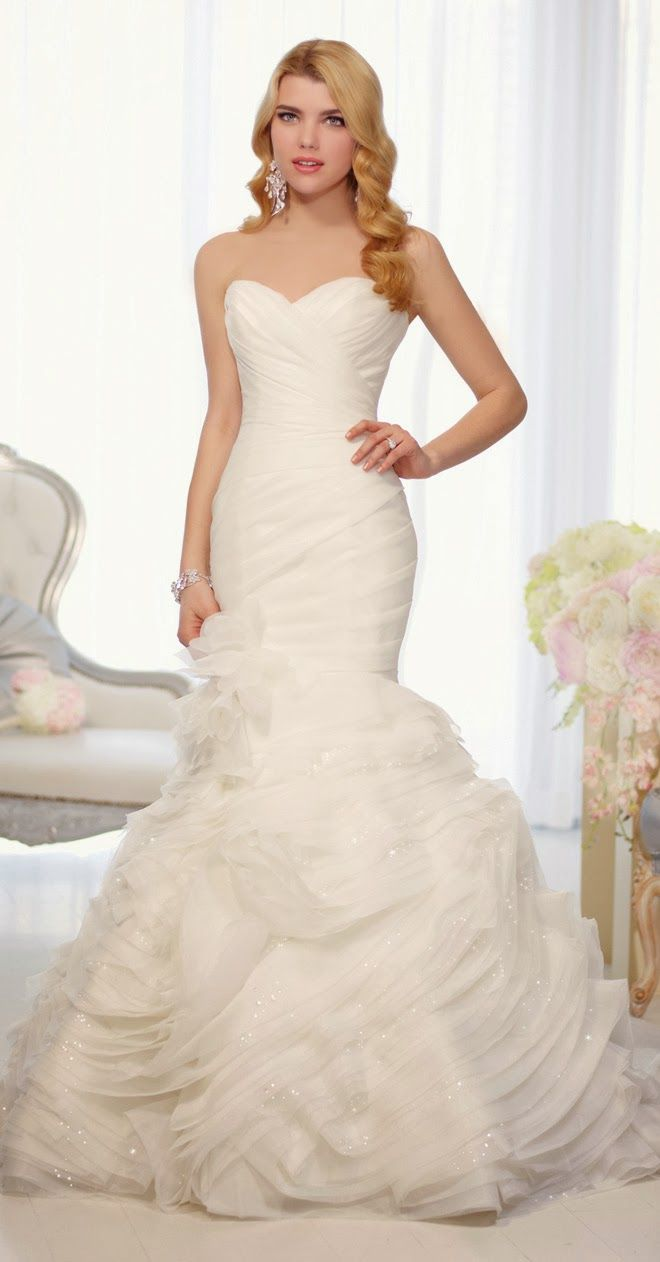 396 best wedding dresses images on pinterest brides wedding essense of australia 2014 bridal collection ombrellifo Image collections