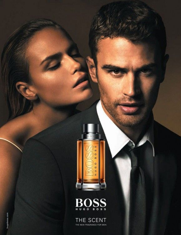 Perte de temps - On veut sentir Theo James! | HollywoodPQ.com