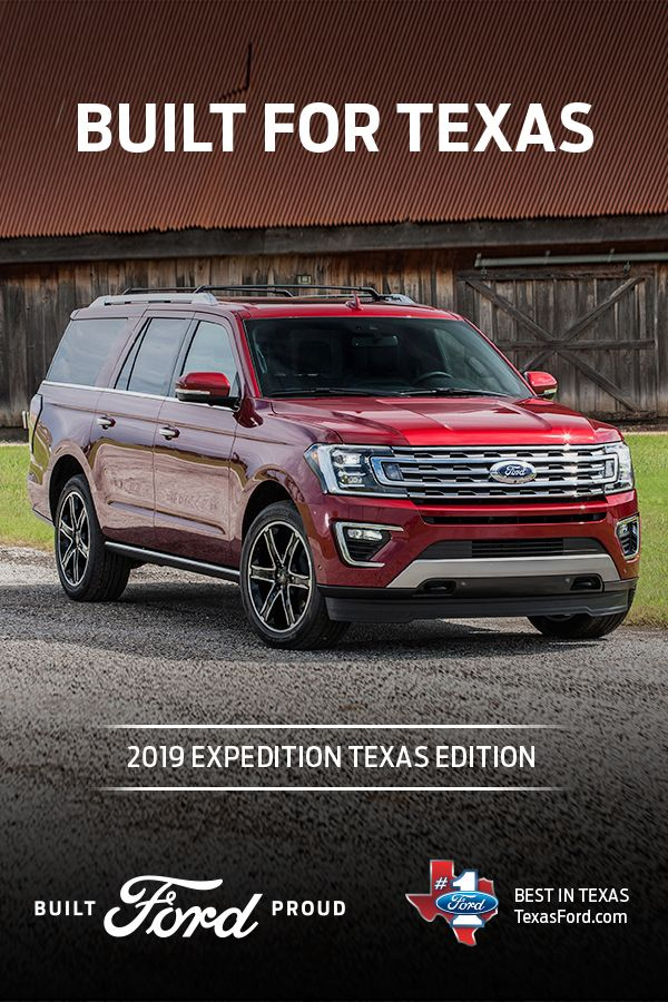 Expedition January By Greater Tx Ford Texas Edition Ford Motor
