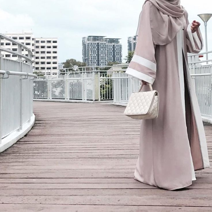 #mulpix Customer picture rocking our Beige Open Abaya all the way from Singapore mashaallah.️ www.husnacollection.com #modestfashion #hijab #modest #hijabsfashion #hijabi #abayasstyle #abayas #husnacollection #hijaber