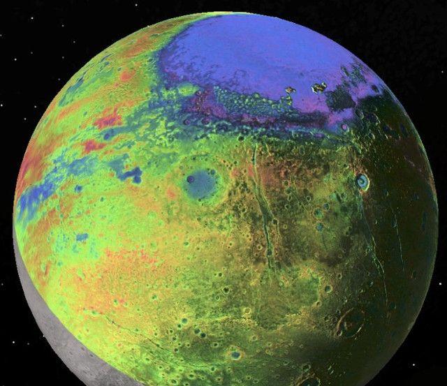 L'ipotesi dell'esistenza di un oceano sotterraneo sul pianeta nano Plutone è stata riportata in auge da alcune ricerche basate sui dati raccolti dalla sonda spaziale New Horizons della NASA durante il volo ravvicinato del 14 luglio 2015. Generalmente l'ipotesi riguarda un oceano d'acqua ma William McKinnon, tra gli autori di diverse ricerche su Plutone, ha suggerito che l'oceano contenga molta ammoniaca. Leggi i dettagli nell'articolo!