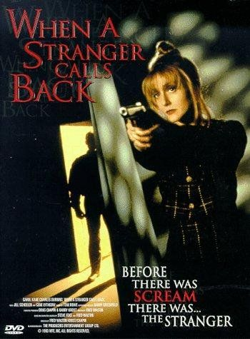 When a Stranger Calls Back (1993). Watched this once again over snow days break from school. Still love it!