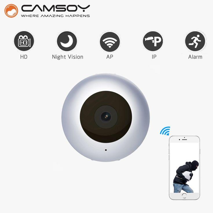 49.17$  Buy here - http://ali21w.shopchina.info/go.php?t=32806306209 - Mini Camera HD CAMSOY C2 IP IR Kamera Wireless Wearable Mini Micro Camera Motion Sensor Body Camera With Magnetic Clip Mini DV 49.17$ #buychinaproducts