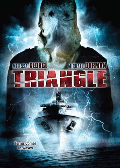 Triangle 2009 6 out of 10 Melissa George Thriller   Horror Movie
