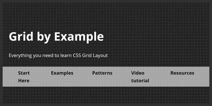 Grid By Example: CSS Grid Layout Full Tutorials & Examples - ByPeople